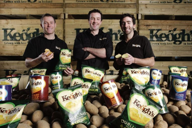 Keogh's Crisps accumulated €1.2m in pre-pandemic profits