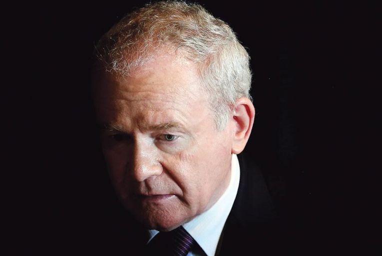 Martin McGuinness: War then peace