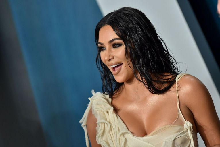 Kim Kardashian: much to unpack – and not just on a private island