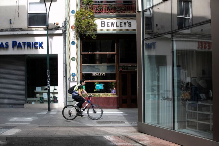 Ronan firm launches High Court action in Bewley's rent row