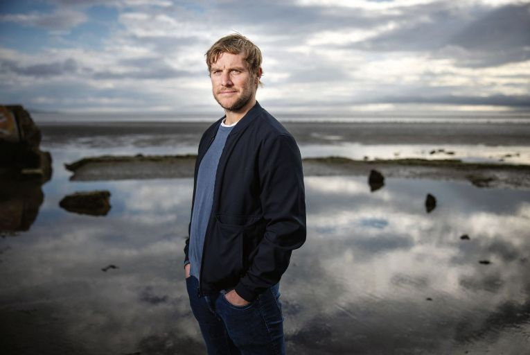 Peter Coonan: 'I revelled in the chance to play an English baddie. We've spent our whole lives fighting against the idea of someone like that. So I thought it was just fun to go with it.' Picture: Fergal Phillips