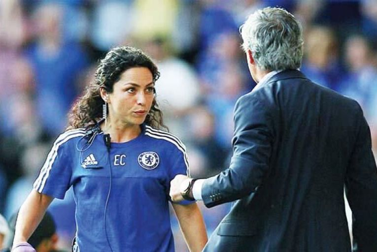 Individuals can be held liable in UK for workplace discrimination – as Mourinho may soon find out Pic: Getty