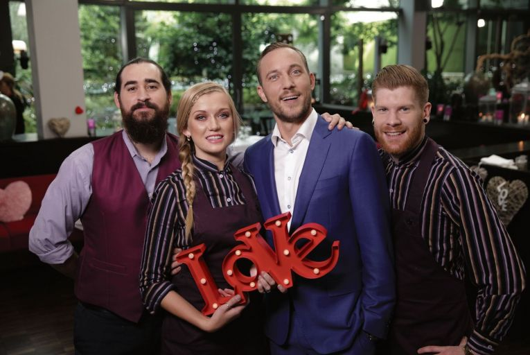 Coco Content's First Dates Ireland returned to TV screens last week with pandemic-friendly changes to the format