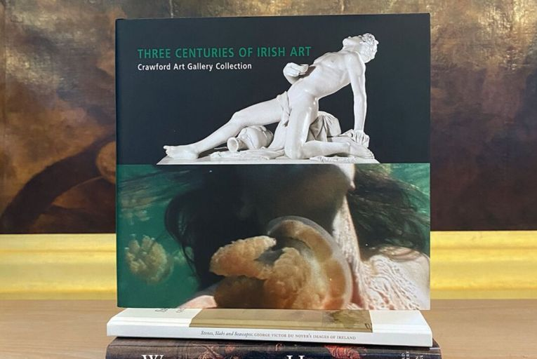 Some of the titles on sale on the Crawford Art Gallery's website