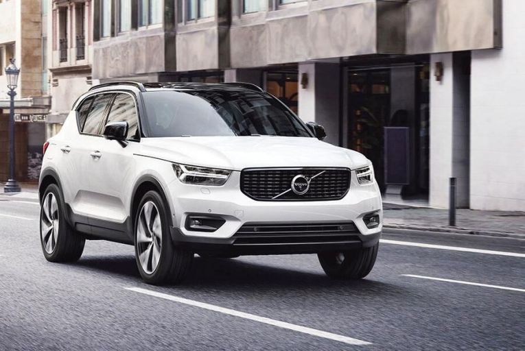 The XC40 has plenty of leading-edge  safety features including the City  Safety emergency braking  system  and Oncoming Lane Mitigation