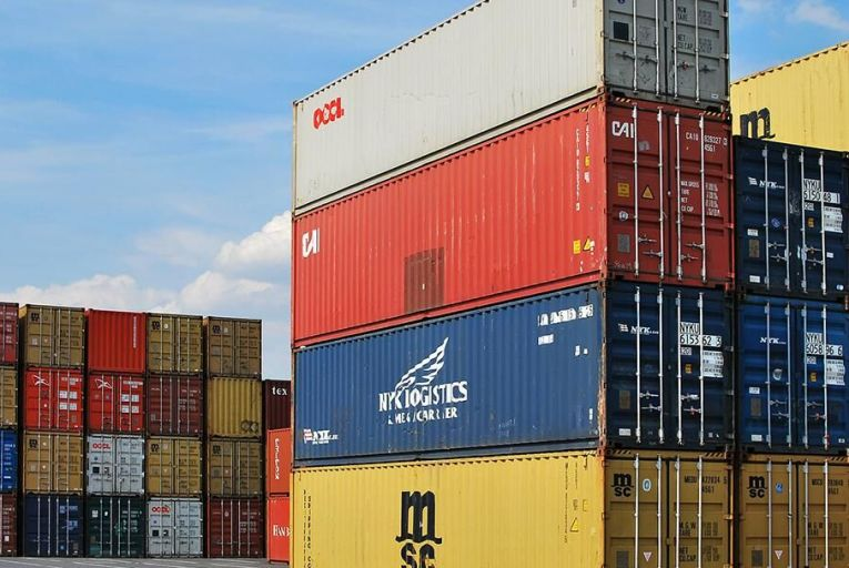 Trade surplus expected to top €45 billion - despite month-on-month decline