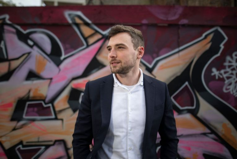 Stephen Malone, founder and chief executive of Socio Local: 'Our focus starting out was on SME owners who just don't typically have the time to manage their social media in a way that actually benefits the business.' Photo: Fergal Phillips