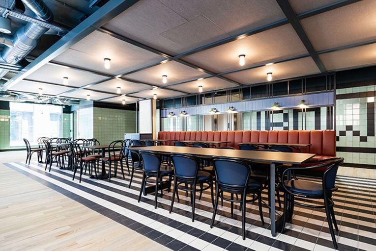 Covid will have a major impact on shaping the offices of the future