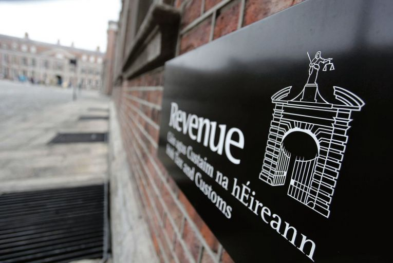 Levels of compliance by employers in the scheme were 'significantly high'. Revenue offices, Dublin Castle. PIcture: Feargal Ward