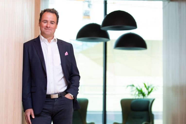 Leo Mac Canna, founder and chief executive of Ocuco: 'Our ambitions go beyond Ireland. There will also be an expansion in our international teams in the UK, Europe and North America.' Picture: Fennell Photography