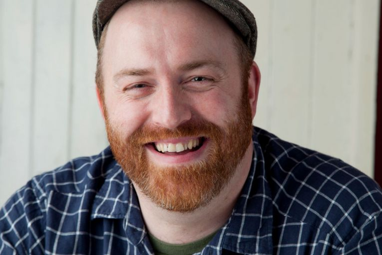 Garrett Fitzgerald, co-founder of Brother Hubbard café chain which serves Middle Eastern-inspired dishes
