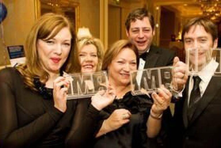 Norah Casey's Harmonia wins at Magazine Awards
