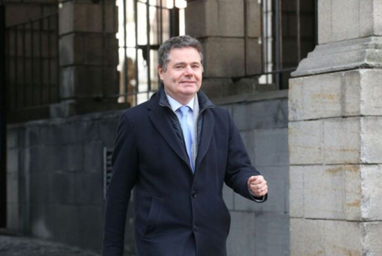 Paschal Donohoe, the Minister for Finance, said Ireland will 'work closely with our fellow member states and with the European Parliament to negotiate agreement on the reserve as quickly as possible'. Picture: Rollingnews.ie
