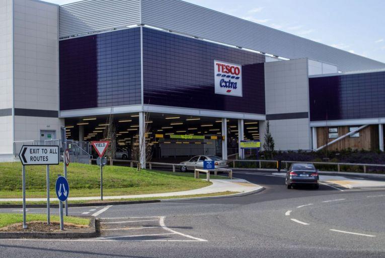 Tesco drops cameras in self-service checkouts
