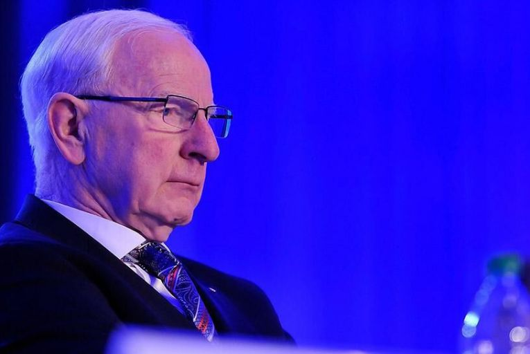 Hickey is behind bars Pic: Getty
