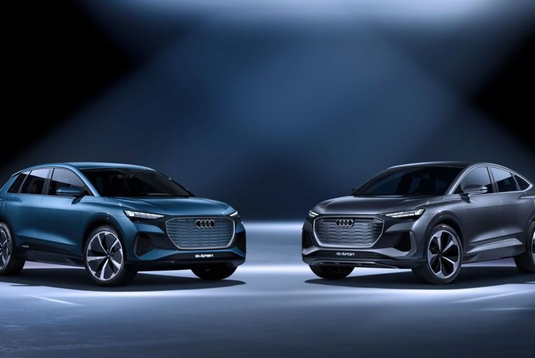 Audi and Seat reveal new electric plans