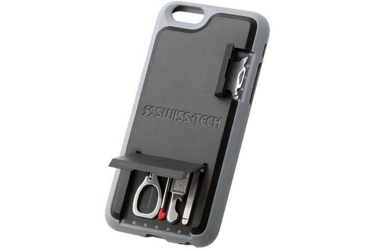 Swiss+tech Swiss Army iPhone case