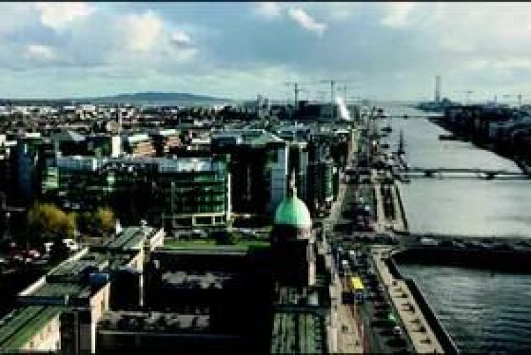 Dublin\'s docklands are now an established and vibrant city quarter.