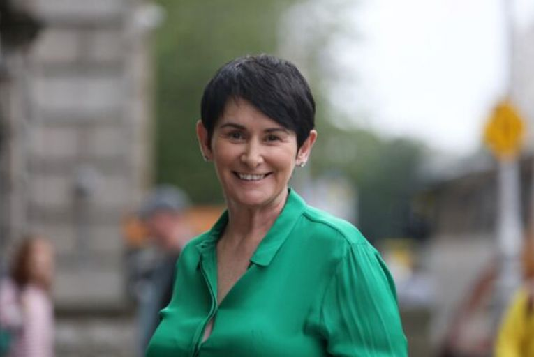 Carolan Lennon, chief executive of Eir: 'We've had some blips on the way.' Photo: Rollingnews.ie