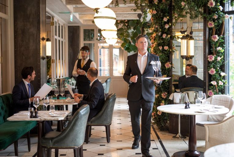 Restaurant review: An evening of succulent classics in an elegant setting
