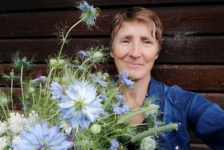 Sarah Wall of the Burren Flower Farm: 'Weddings account for a large percentage of income and last year it suddenly dropped when weddings went.'