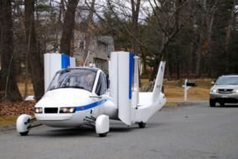 World's first flying car: yours for €212,000