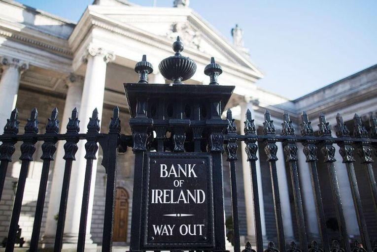Bank of Ireland names first female chief executive