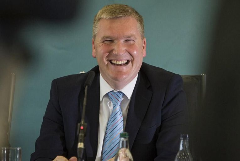 Fianna Fáils, Michael McGrath
