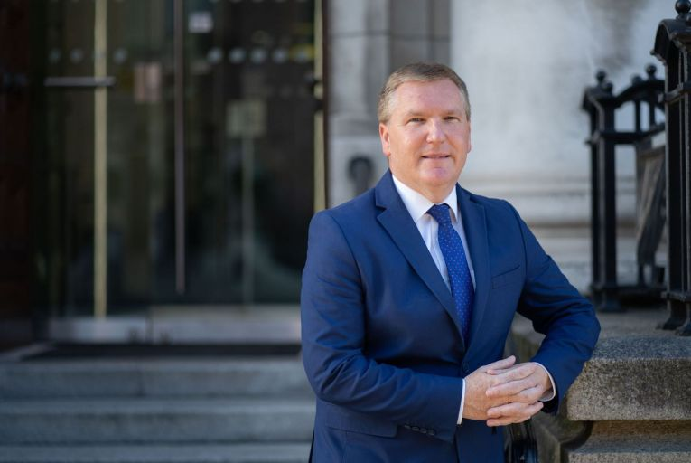 The NDP is currently under review and Michael McGrath, the Minister for Public Expenditure and Development, is due to publish a revised version in July