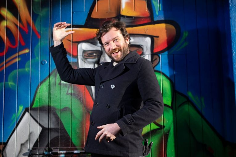 Kevin McGahern: 'I think the best cure for Irish conspiracy theorists is to stick them on Inis Meáin for a month, with no internet.'
