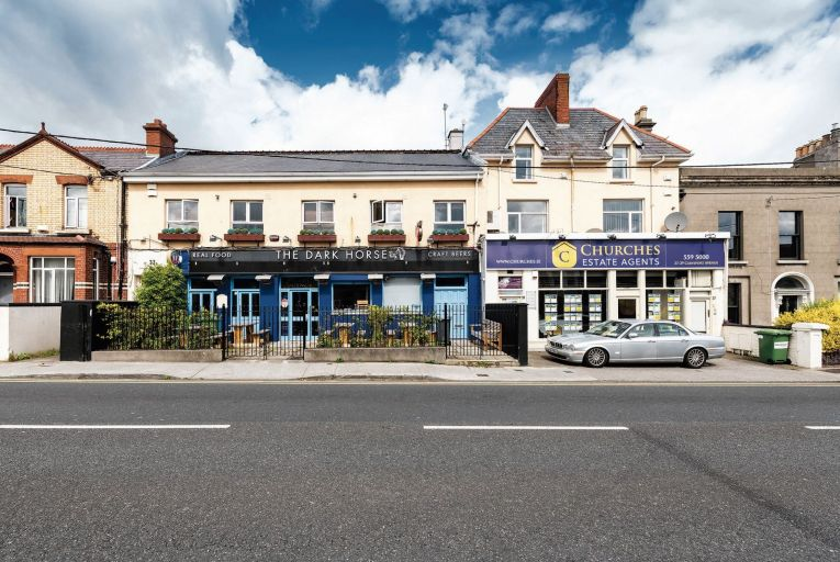 27-29 and 31-33 Carysfort Avenue in Blackrock, Co Dublin: priced at €1.22 million