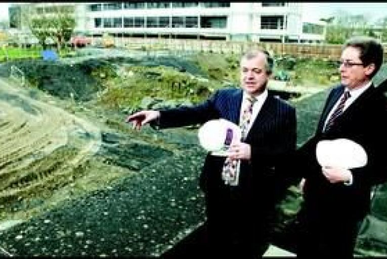 NUI Galway finalises construction deals