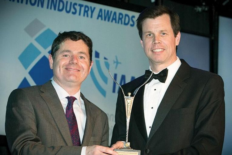 Aviation Industry Awards recognise high achievers