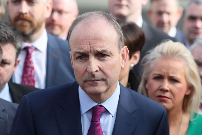 Climate change is a key issue for Micheal Martin and there is strong support in Fianna Fáil for an effective response to the challenge, Malcolm Byrne writes. Picture: Rollingnews.ie