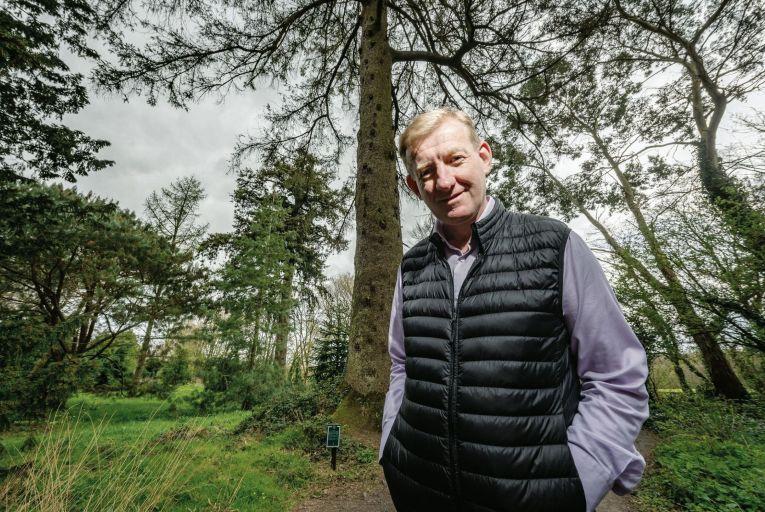 Enda Keane, co-founder of Forest Bidder: 'more transparency' Pic: John Allen