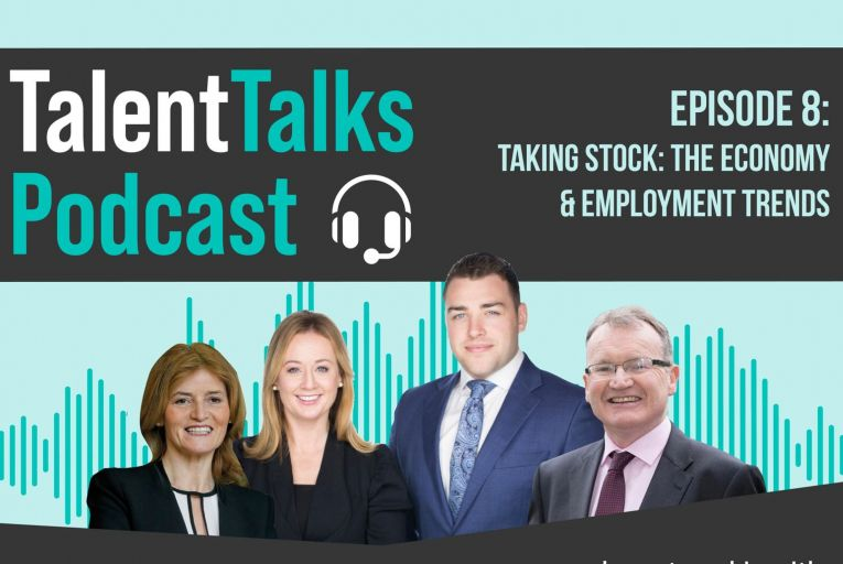 Phoenix Talent Talks Podcast - Episode 8: Taking Stock: The economy and employment trends