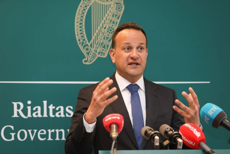Varadkar to push for tax cuts, state pension increase