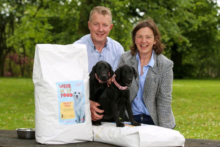Making It Work: Online shopping surge boosts Down dog food firm