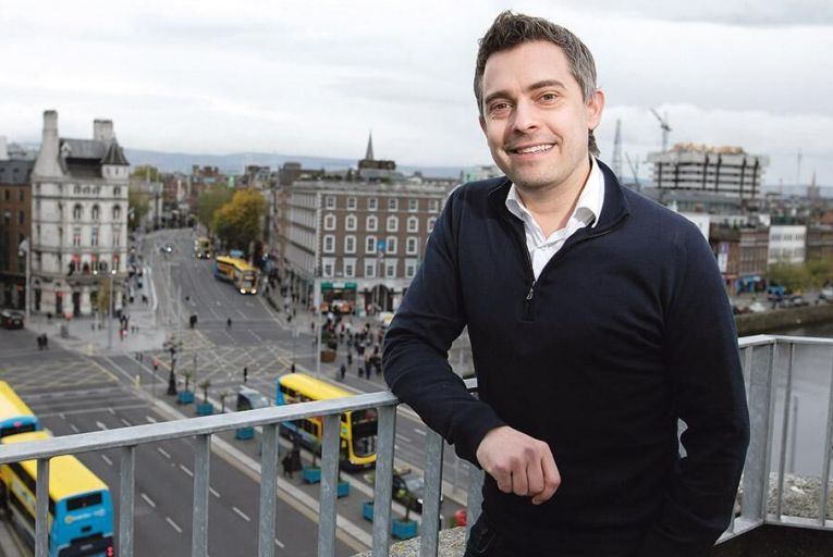 John Beckett, co-founder of ChannelSight which closed a $10 million funding round earlier this year Fergal Phillips.