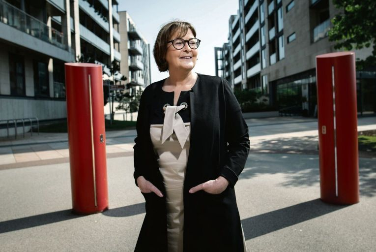 Margaret Sweeney, chief executive of Ires Reit, said the results show the business 'continues to perform strongly'. Picture: Fergal Phillips