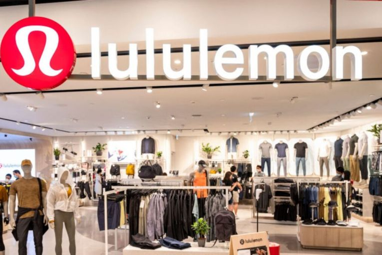 Lululemon announced in July its intent to open a new flagship store on Grafton Street. Picture: Getty