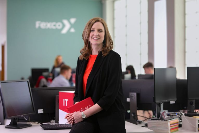 Ruth McCarthy, chief executive, Fexco Corporate Payments: 'You need to be able to act decisively and effectively in the face of challenges.' Picture: Valerie O'Sullivan
