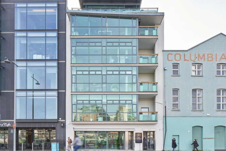Six-storey office block sold on Sir John Rogerson's Quay