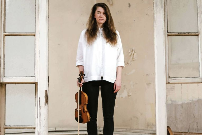 Éna Brennan: the composer has been granted €10,000 through the Female Commissioning Scheme