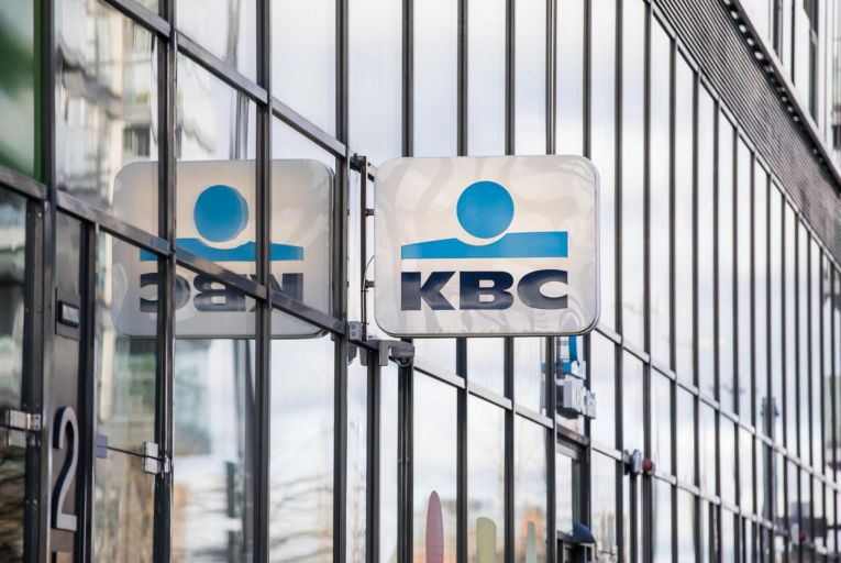 KBC first flagged its intention to leave the Irish market in April. Picture: Naoise Culhane
