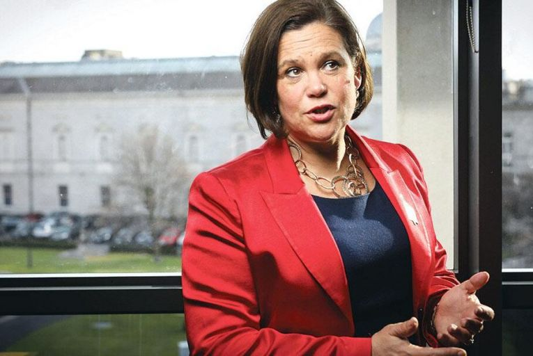 Polls predicted Sinn Féin surge in run-up to election