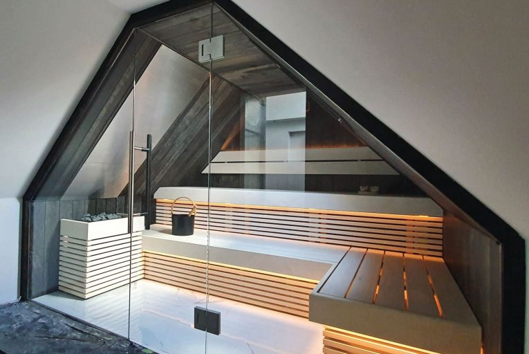 Transform your house into a restorative space with the ultimate home indulgence ‒ a custom sauna