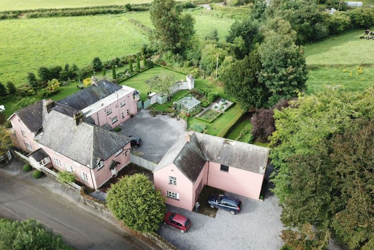 Clashacrow Cottage is a five-bedroomed period residence of some 452 square metres in the village of Freshford in Co Kilkenny, which is on the market for €485,000