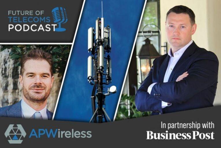 Podcast: Eddie Joyce and Ronan Loughrey of APWireless