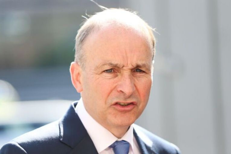 Taoiseach Micheál Martin said the delay of the reopening of indoor dining until at least July 19 allowed for hundreds of thousands of more people to get vaccinated. Picture:  Sasko Lazarov/RollingNews.ie